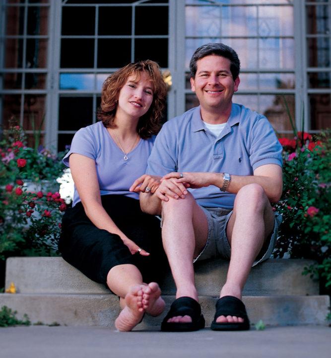 Lisa and Jack Nash