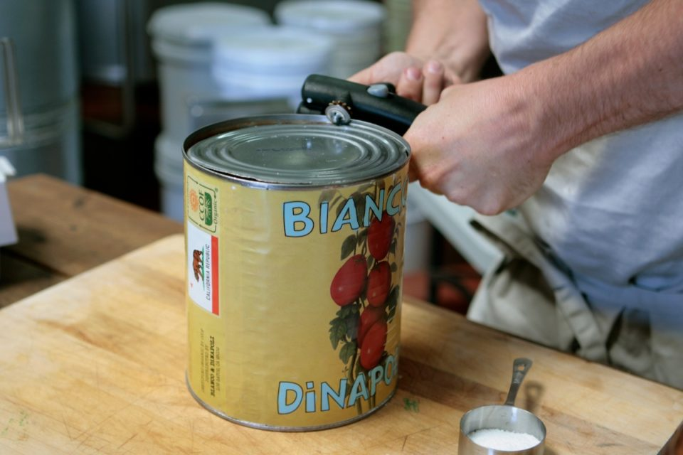 The Omnivore S Outtake Bianco Dinapoli Tomatoes At Cart Driver And Soon Whole Foods 5280