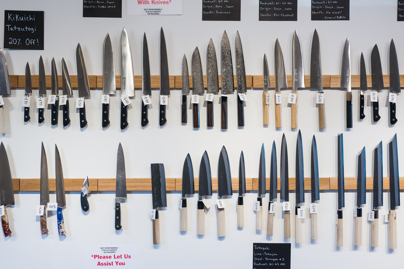 Carbon Knife Co. Is the Kitchen Store of Our Dreams - 5280