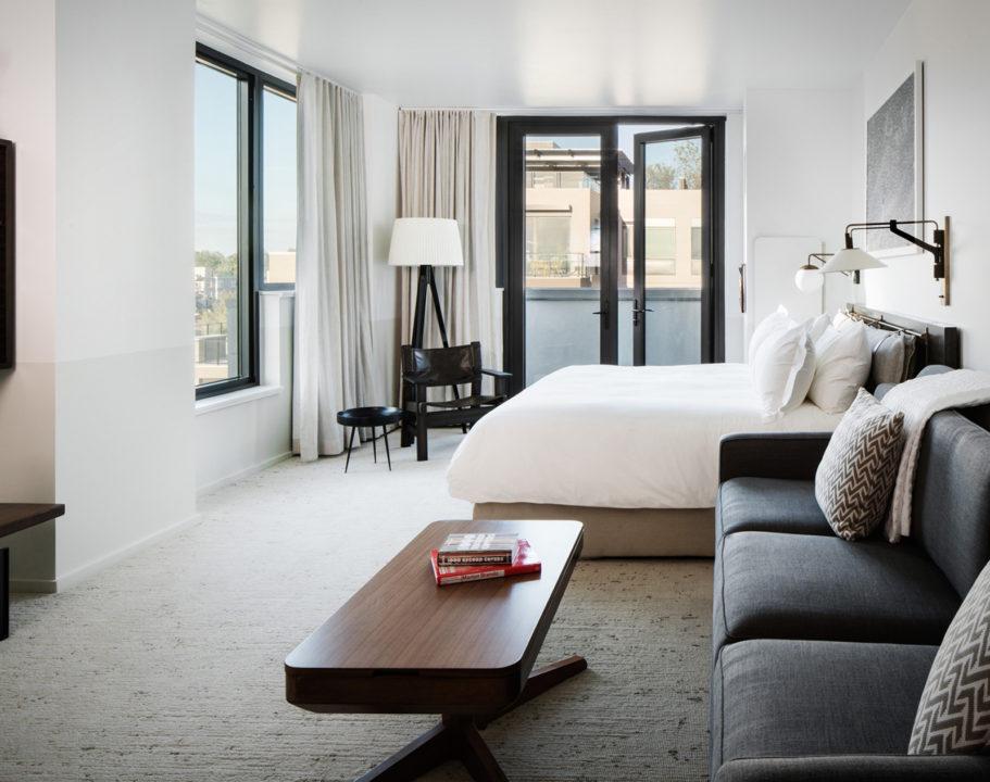 Halcyon guest suite