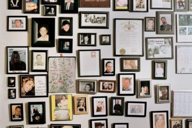 The Overdose Memorial Wall
