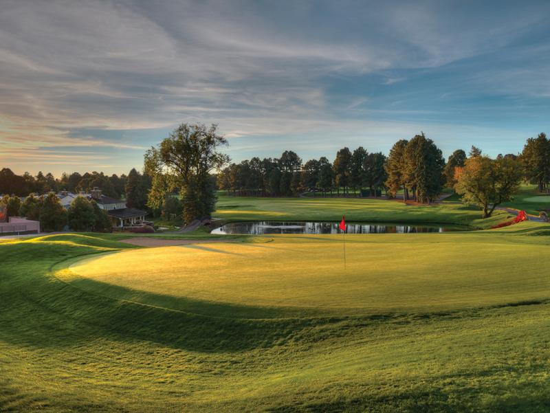 Broadmoor east golf course