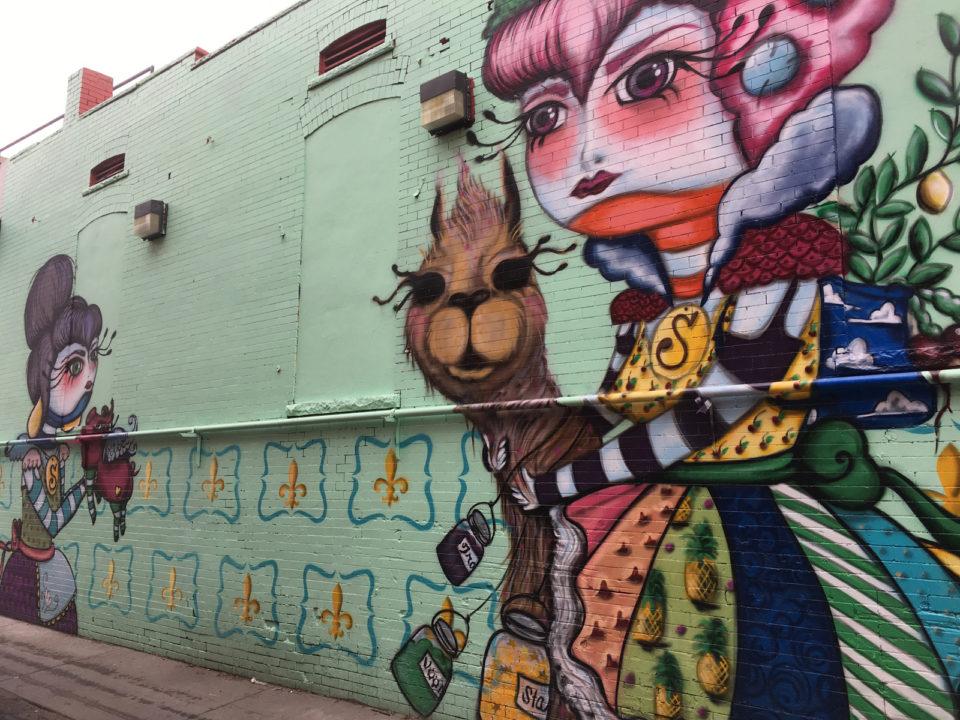 Ozjuah street art