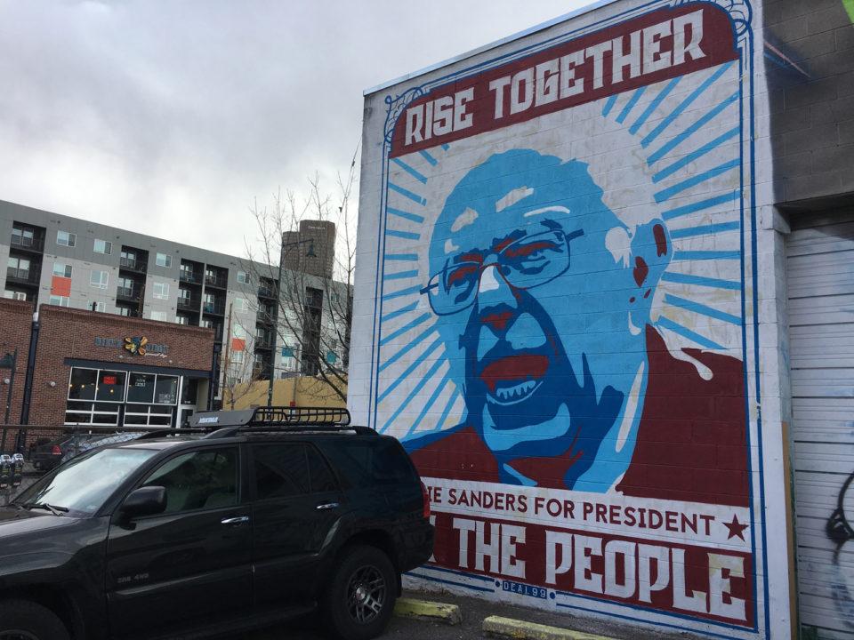 Bernie Sanders Five Points