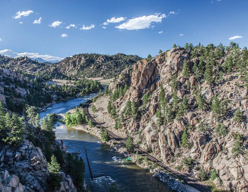 Browns Canyon