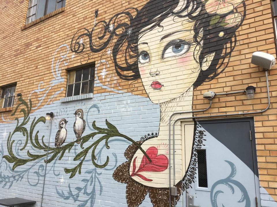 City O' City mural