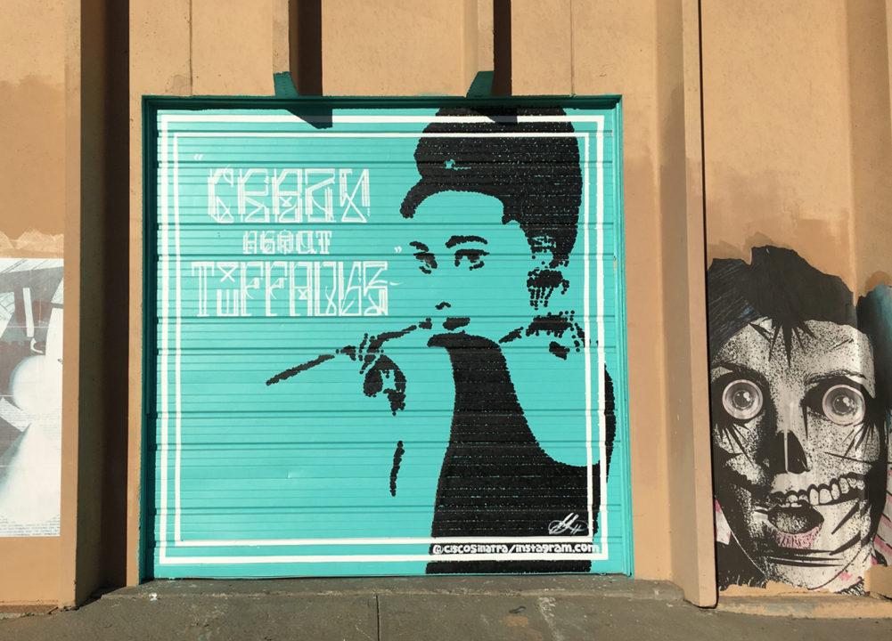Audrey Hepburn Cisco Sinatra