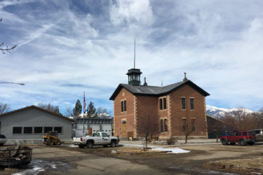 Poncha Springs Town Hall