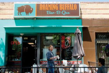 Roaming Buffalo Bar-B-Que