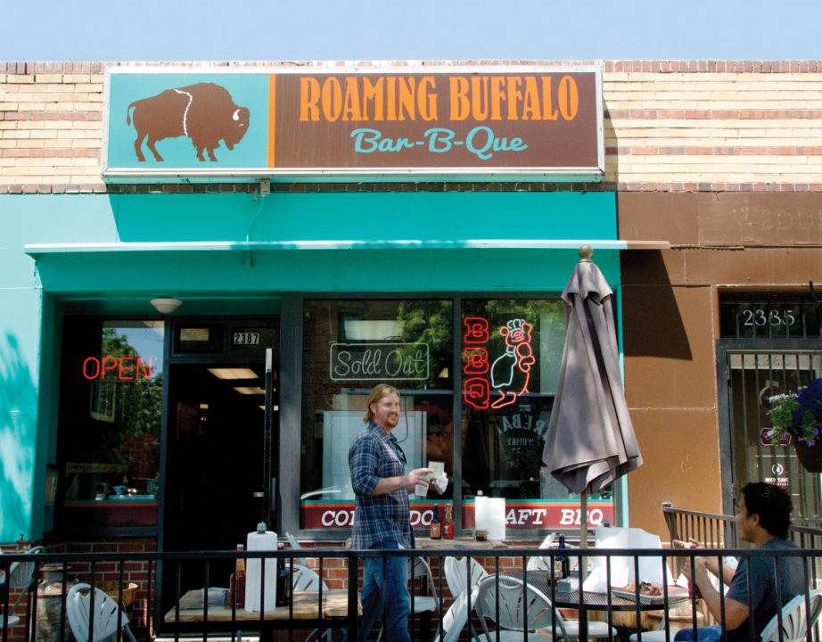 Roaming Buffalo Bar-B-Que