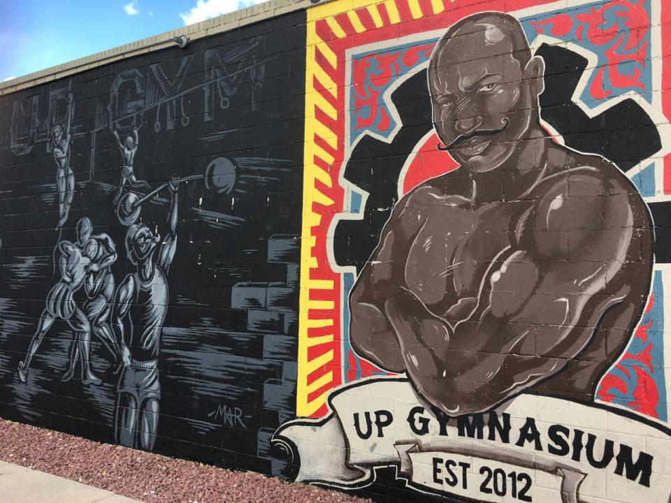 Up Gymnasium