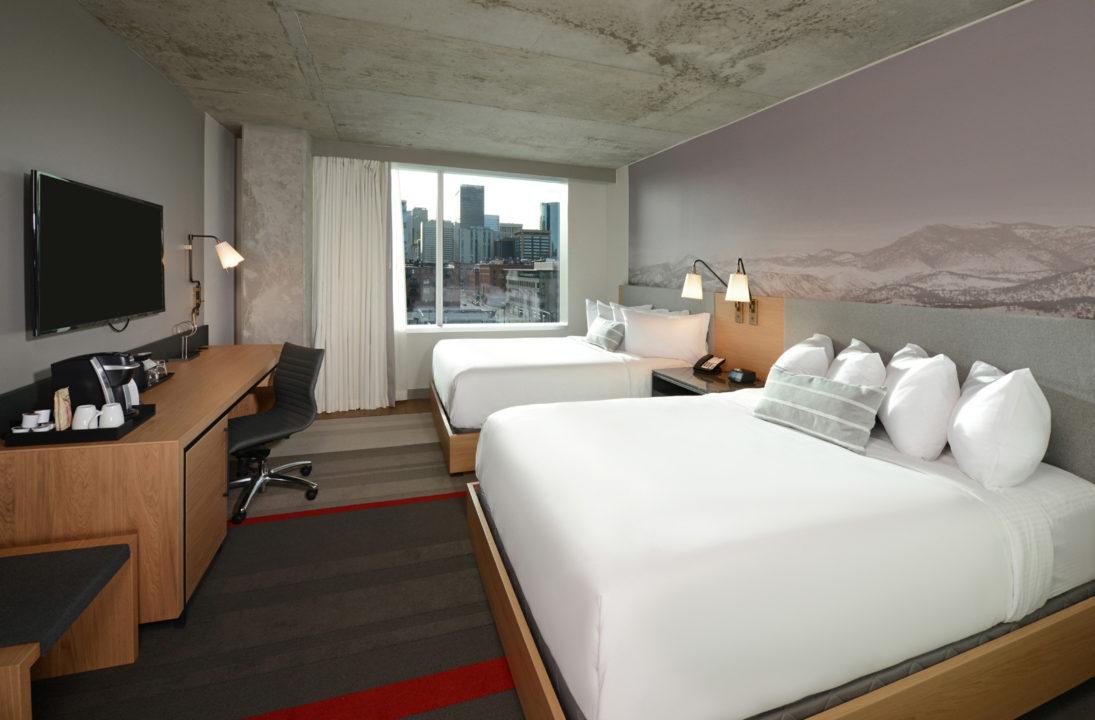 Hotel-Indigo-Bed