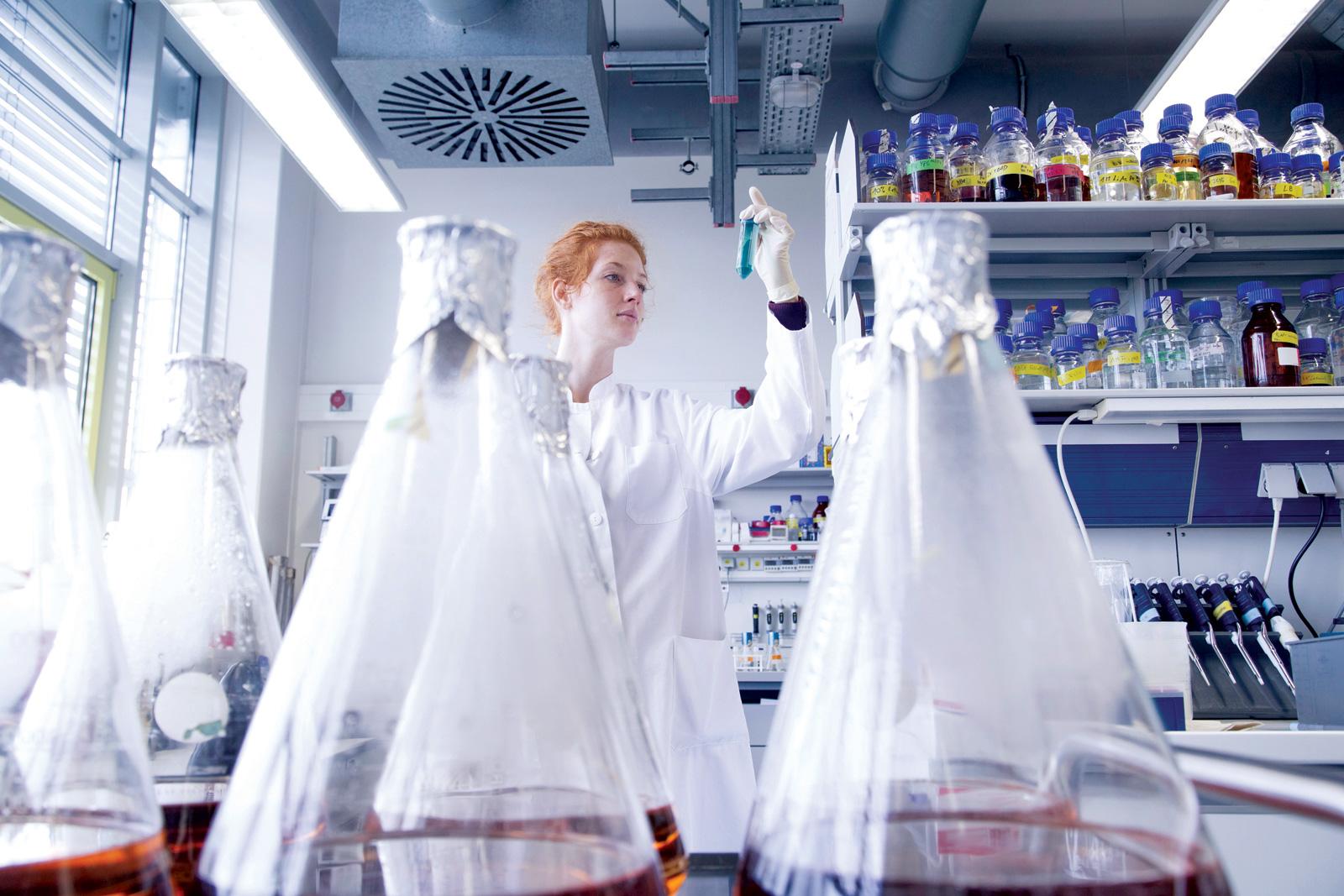 female-scientist