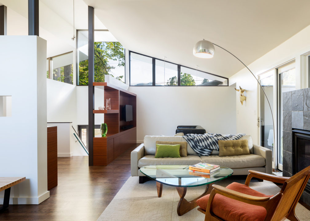 Boulder remodeled living room