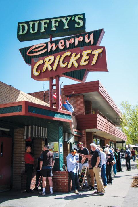 Cherry-Cricket