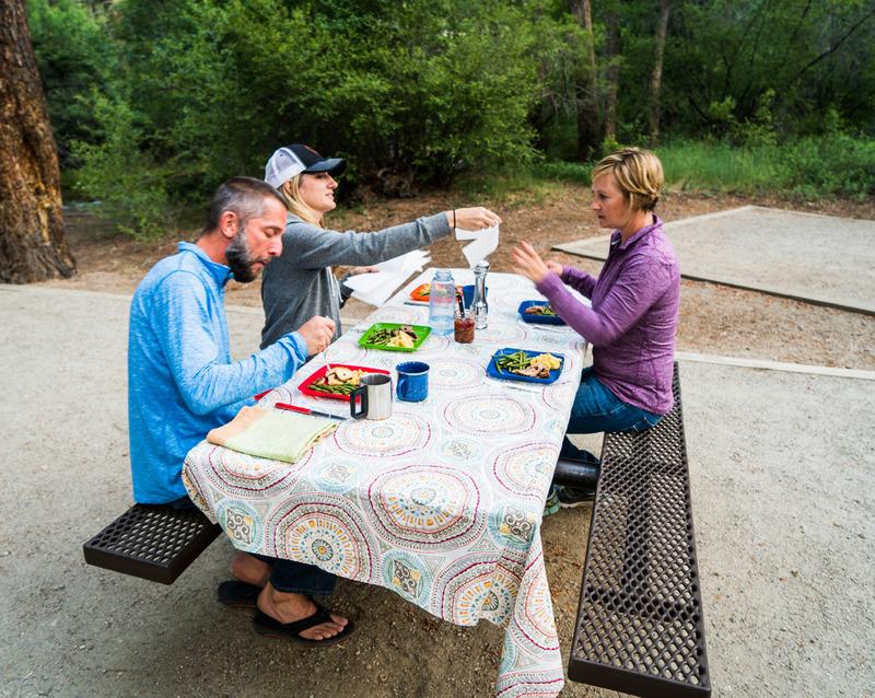 Chalf Creek Campground