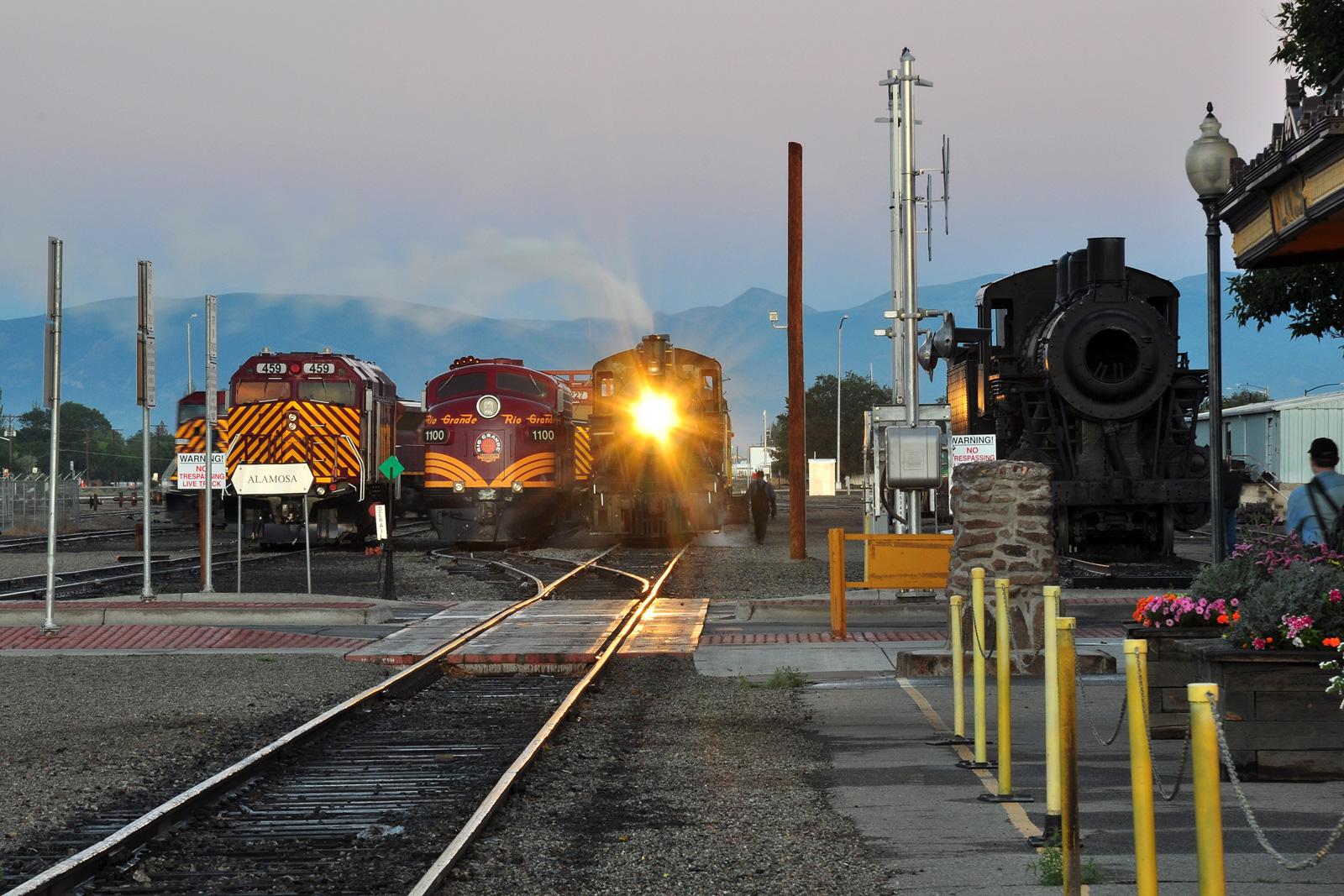 Rio-Grande-Railway
