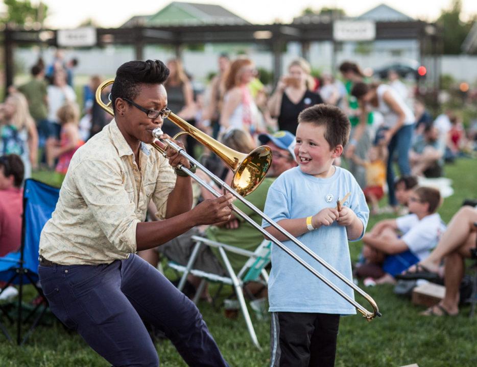 Anythink Backyard Concert Series