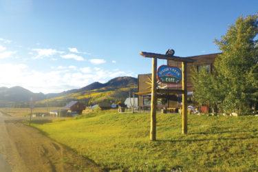Hahn's Peak Cafe