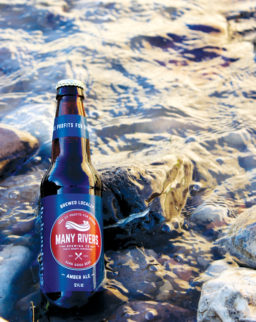 Many Rivers Brewing