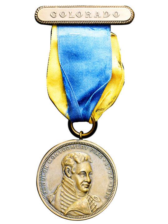 Zebuoon Pike Medal