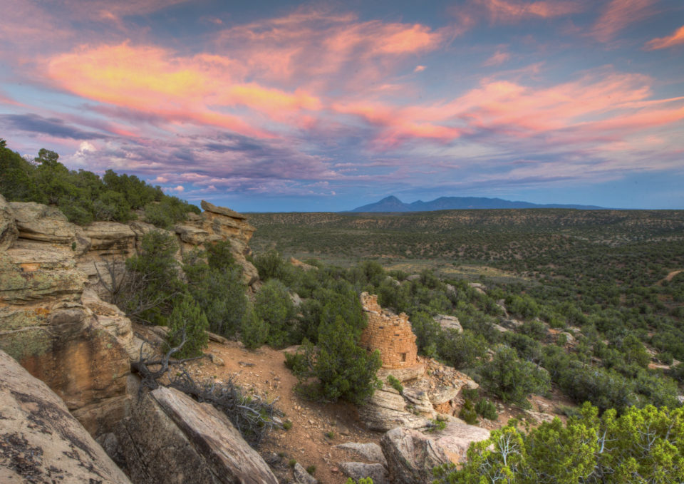 Canyons of the Ancient National Monument