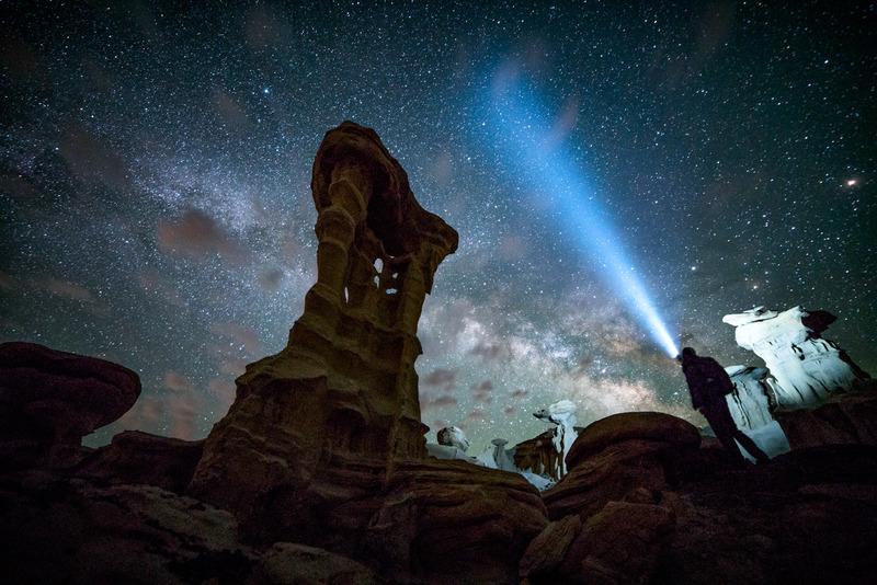 Bisti-Wilderness-Stars