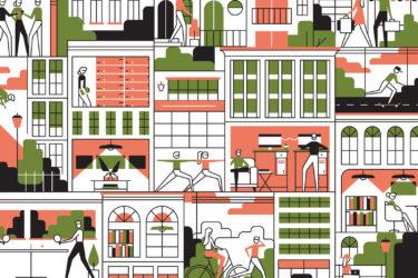 Workplace-Illustration