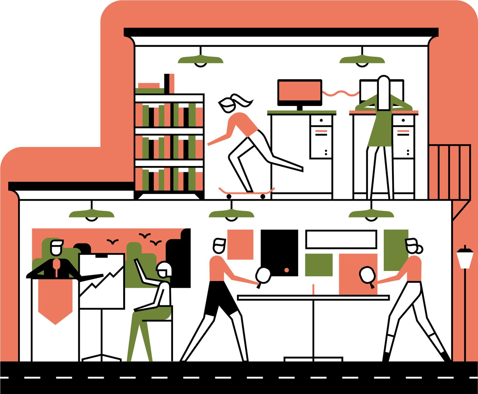 workplace-illustration-closeup
