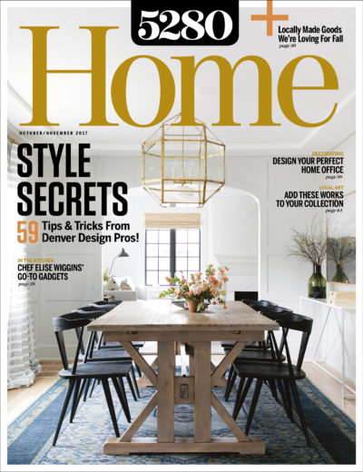 5280 Home October/November cover