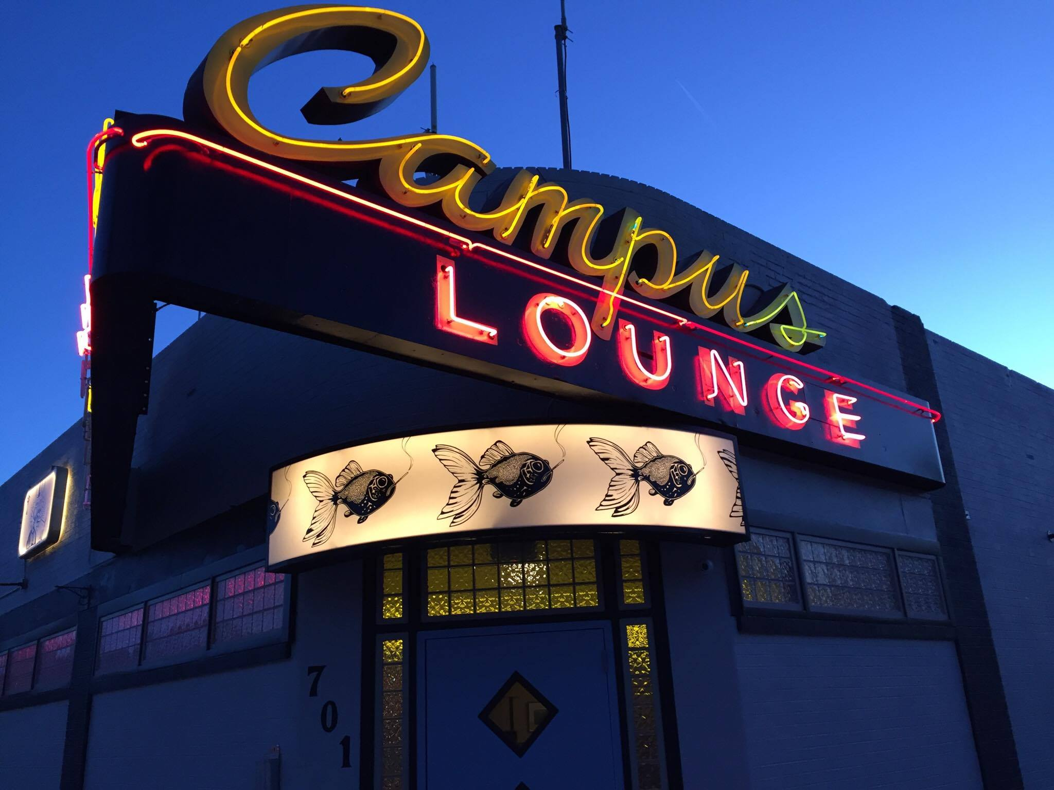 The Campus Lounge