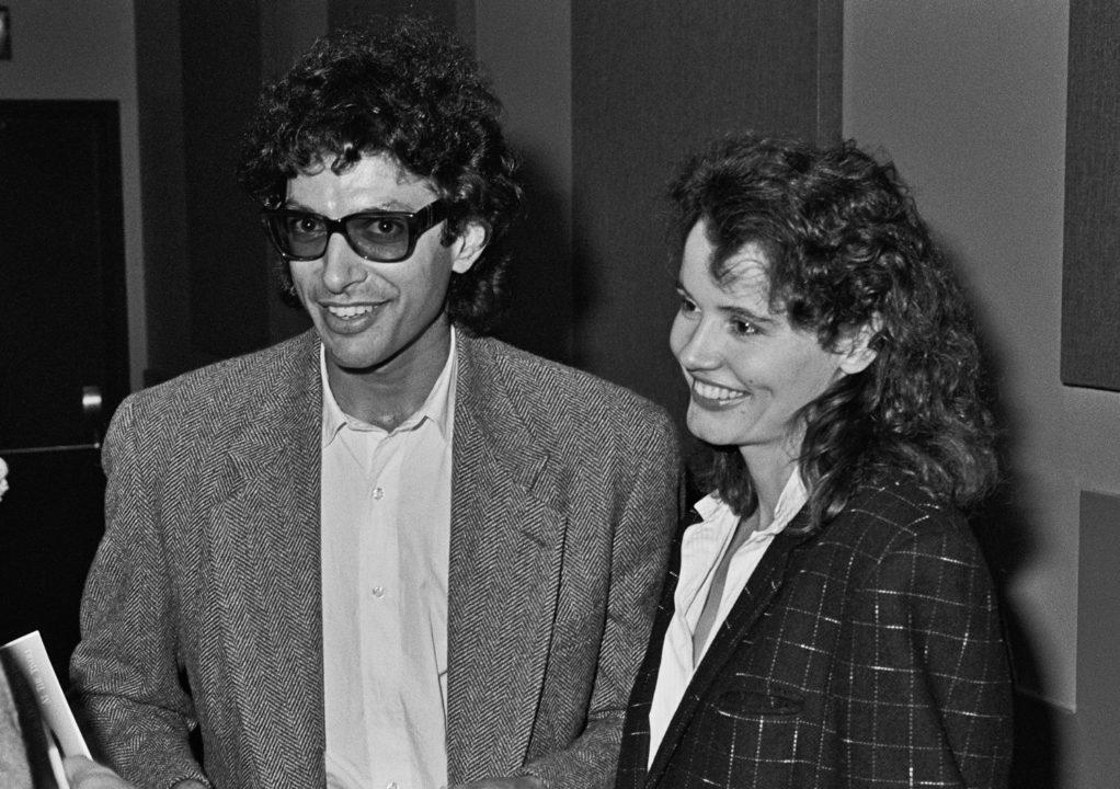 Jeff Goldblum / Geena Davis