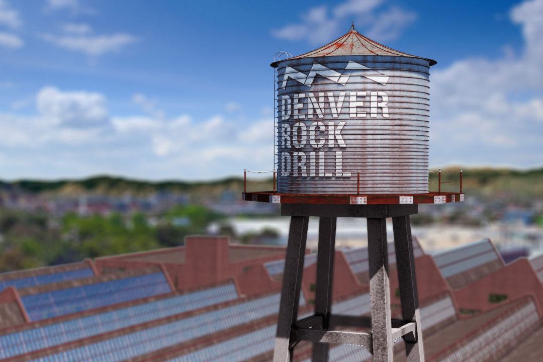 Denver Rock Drill
