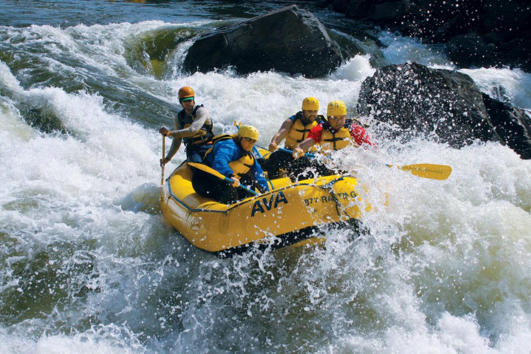 AVA Rafting