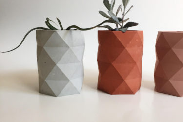 seed and stone angular vessels