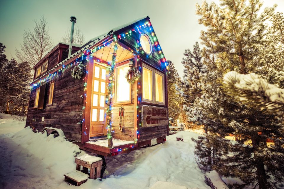 Tiny House Holiday Village