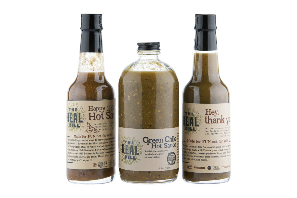 Real Dill Hot Sauce