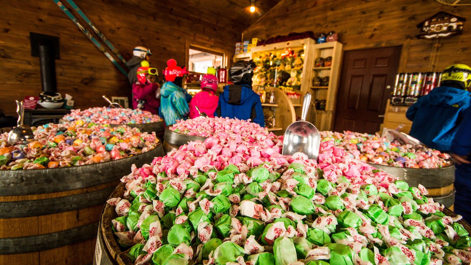 Beaver Creek Candy Cabin