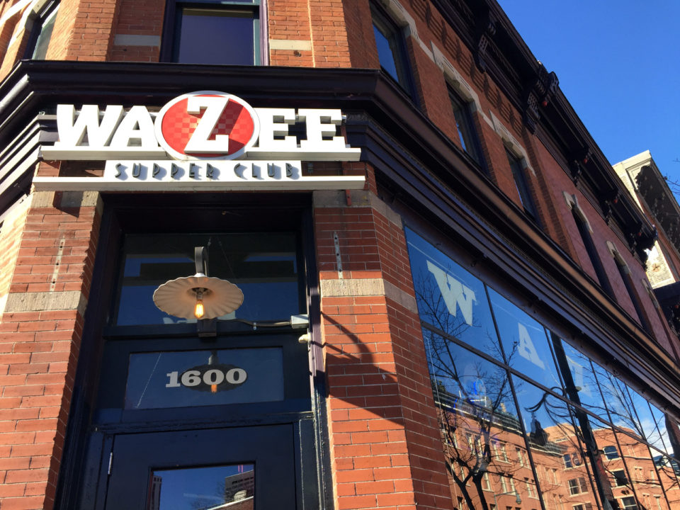 Wazee Supper Club