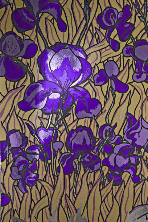 flavor paper iris
