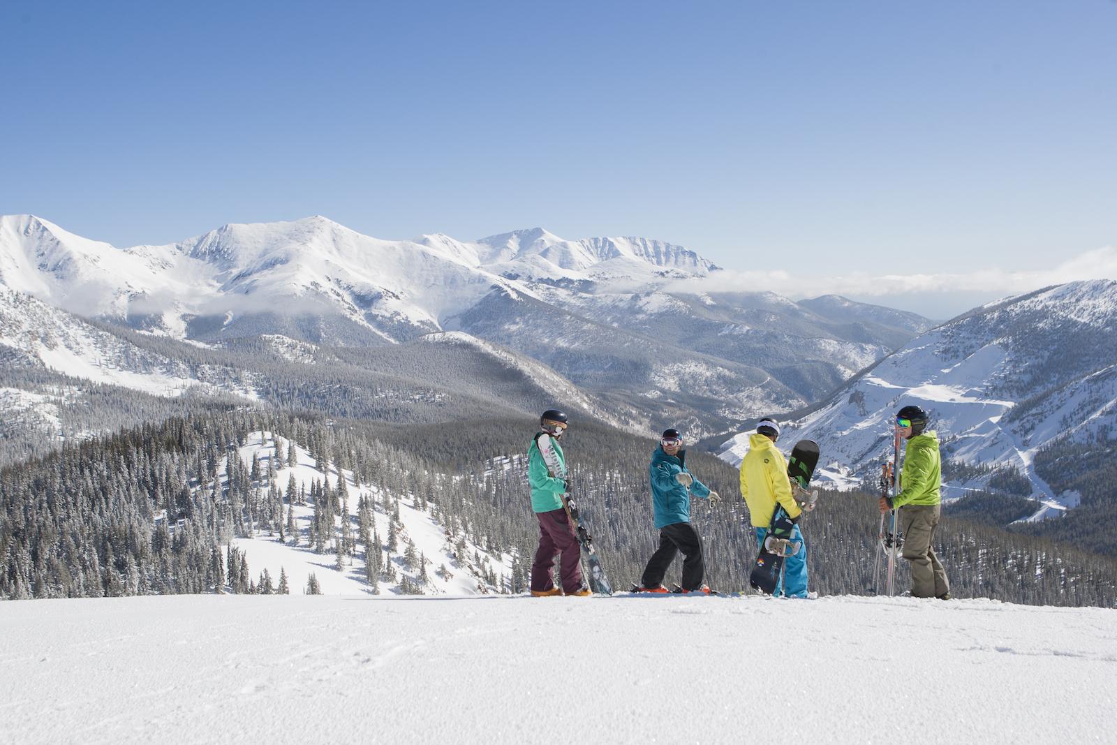 Monarch Ski Area