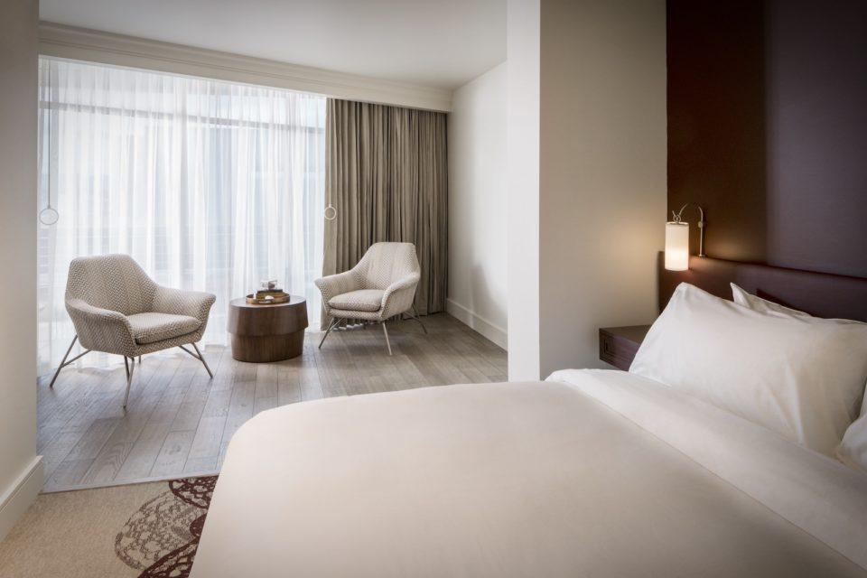 classic suite elizabeth hotel
