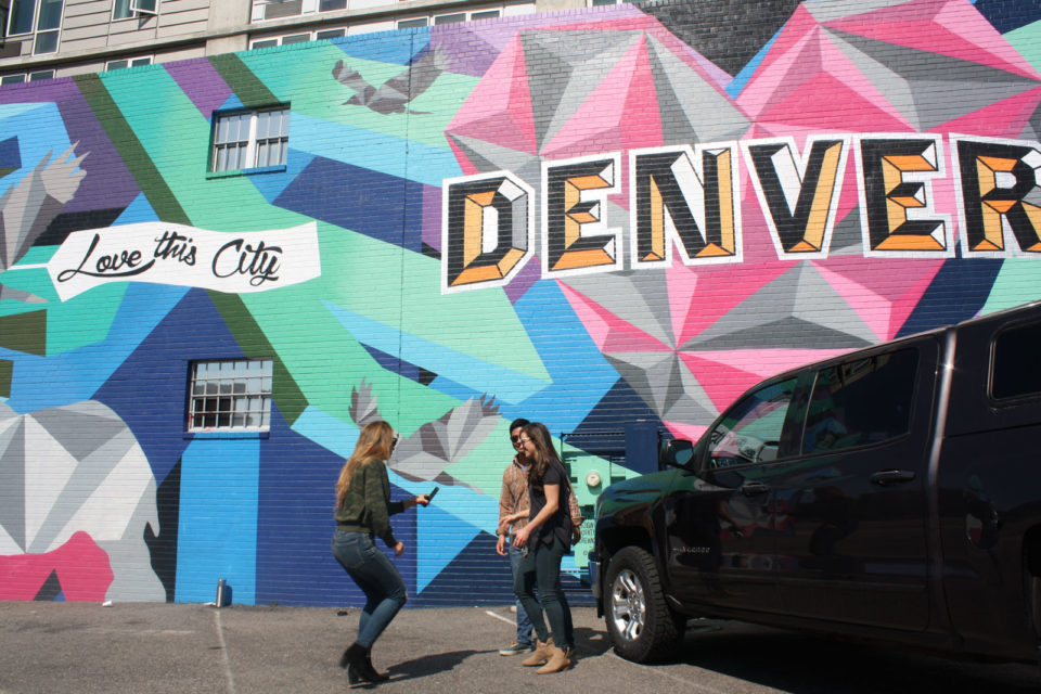 Denver Graffiti Tour