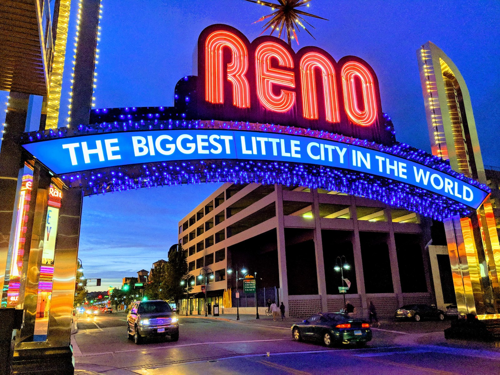 A Visitor's Guide to Reno, Nevada