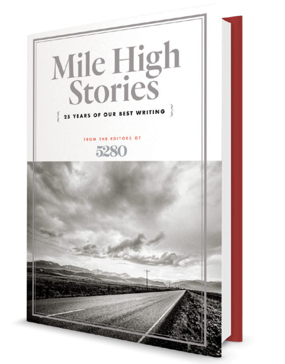5280 Mile High Stories book