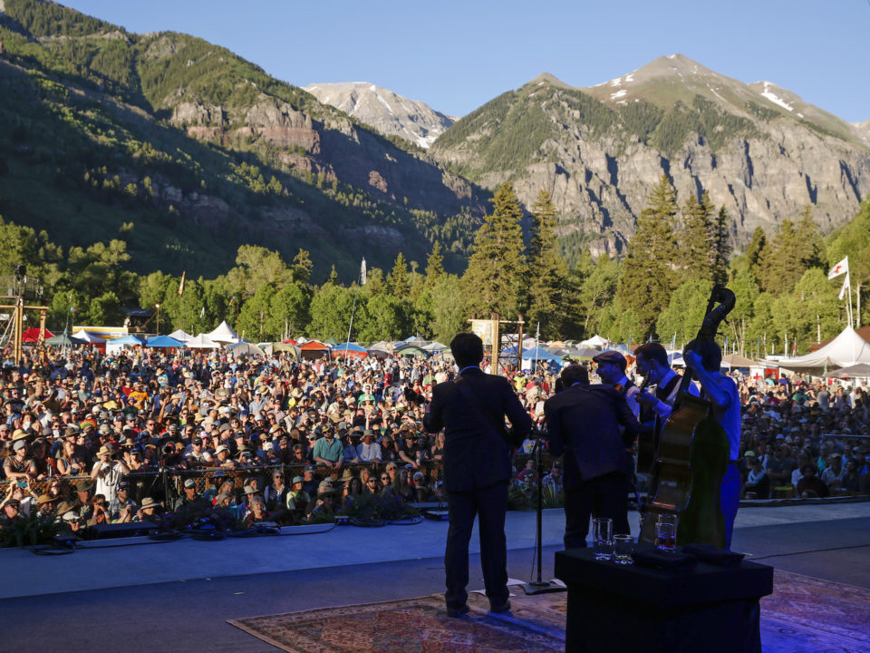 Telluride Bluegrass Festival 2020.Telluride Bluegrass 6 Things To Know Before You Go