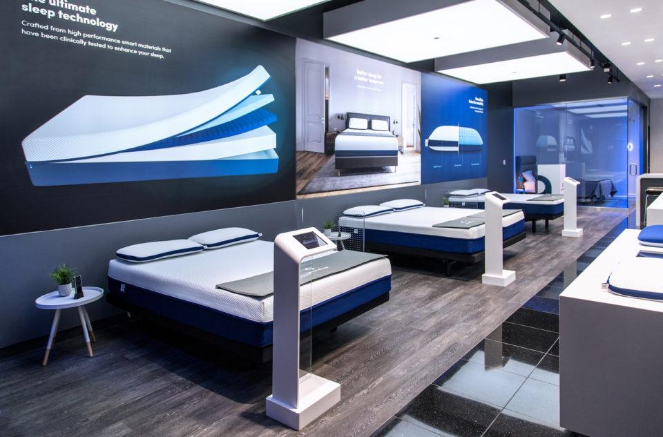 mattress, bed, amerisleep
