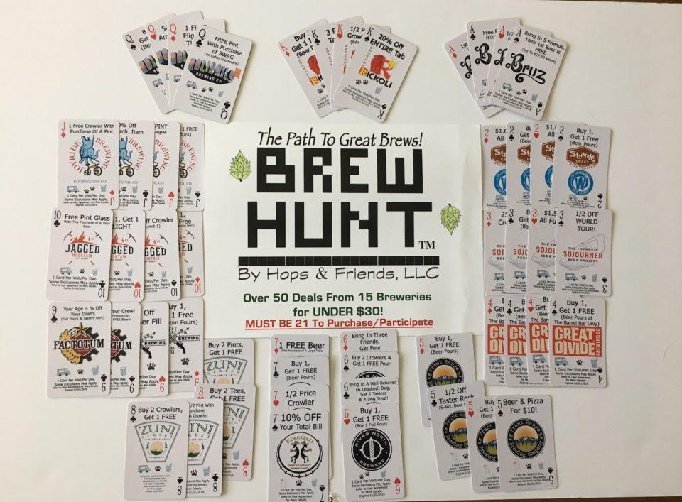 Brew Hunt