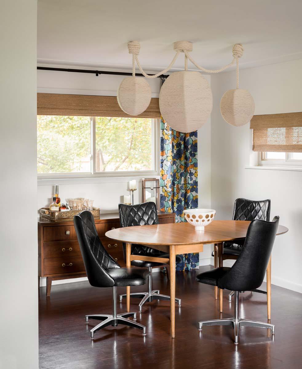 Outstanding Transitional Dining Room Suitable For Any Home: Tour: Step Inside Denver Designer Devon Tobin's Home