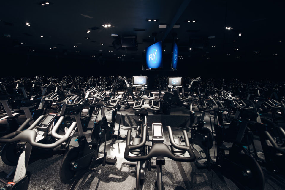 indoor cycling, spinning, boutique fitness studio, gym, workout, fitness, exercise, denver